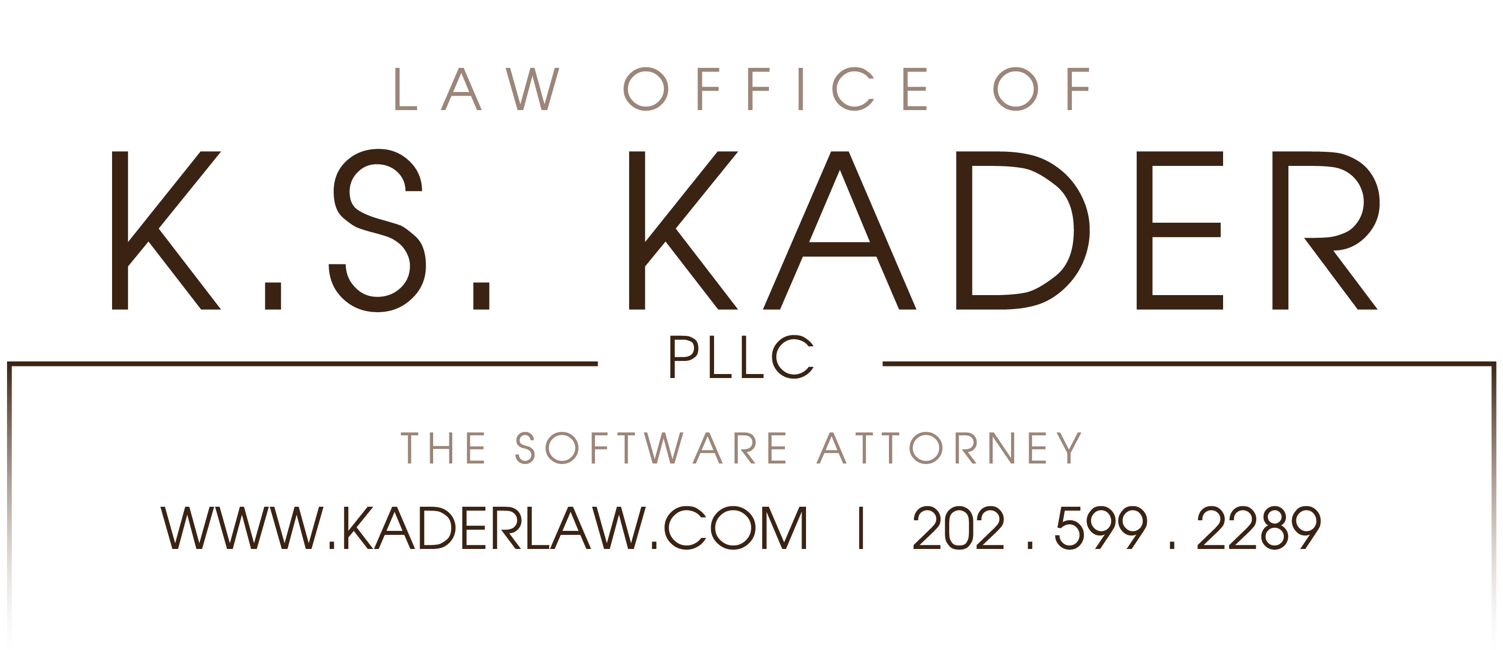 Legal Counsel to SaaS and IT Companies – Law Office of K.S. Kader, PLLC.
